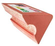 Rubber billiard cushions TBS - K66 109 cm