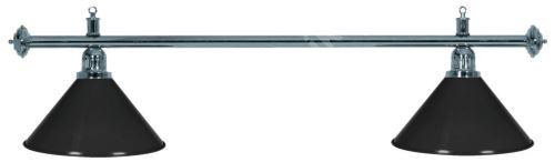 Kulečníková lampa Silver Elegant 2