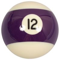 Spare ball pool single standard 12 - diameter 57.2 mm